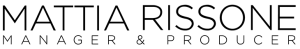 Mattia Rissone Official Logo Retina