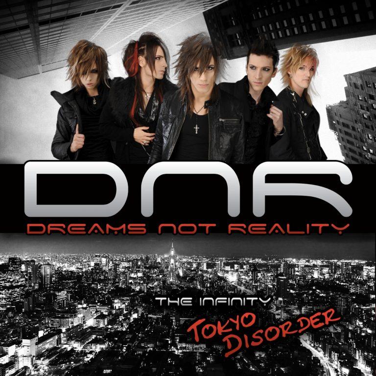DNR ALBUM COVER TOKYO DISORDER